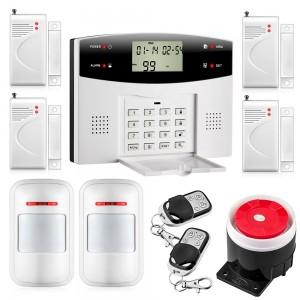 GSM охранные Сигнализации <sup>15</sup>