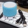 Светодиодный Портативный Мини Bluetooth динамик
