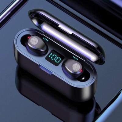 Беспроводные наушники GLF-9 Smart charger