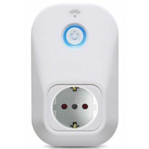 Умная WI-Fi розетка для удаленного управления, умный дом GL-001