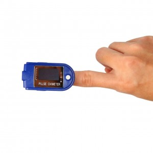 Оксиметр, пульсоксиметр на палец SpO2, GL-03 Pulse Oximeter Sport (2021)