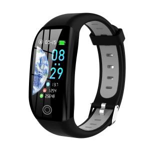 Фитнес-браслет с измерением давления GL-21 Smart&Sensitive, Черный, часы для занятия спортом